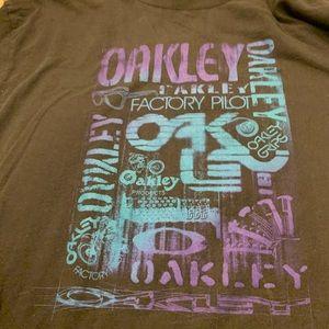 Oakley factory pilot t shirt xxl